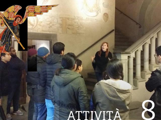 visita al museo-FAMIGLIE