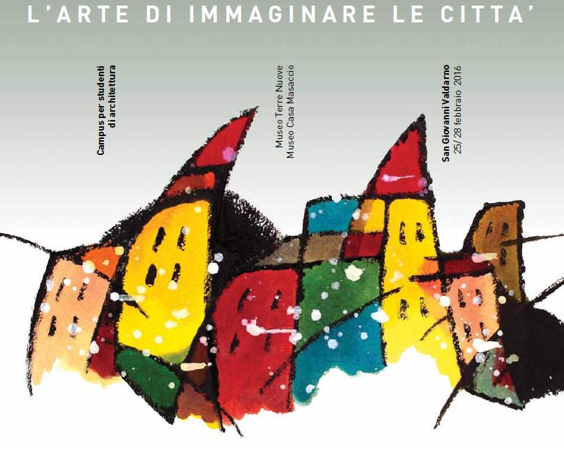 Museo delle terre nuove l 39 arte di immaginare la citt for Sinonimo di immaginare