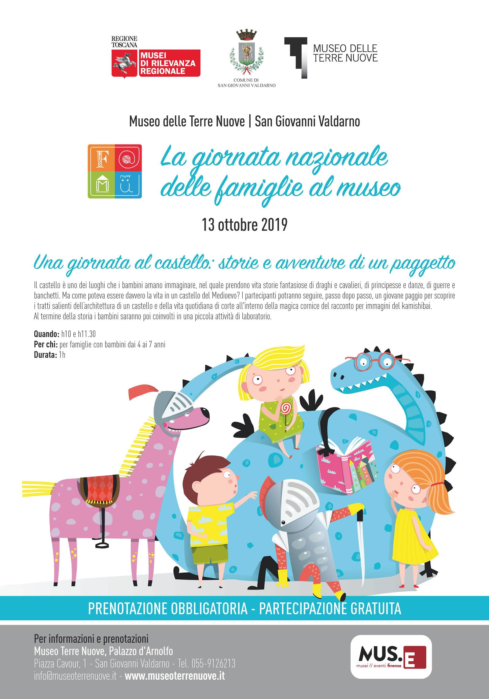 Giornata delle famiglie al museo_MANIFESTO